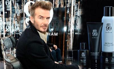 David Beckham House 99 L'Oréal Luxe